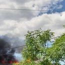 Со брза интервенција на пожарникарите изгаснат пожар во близина на бензинска пумпа