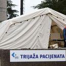Полните болници во Црна Гора предизвикуваат колапс на системот