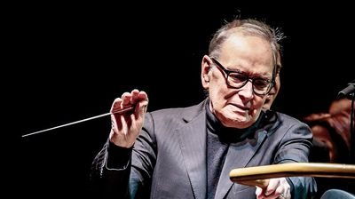 Збогум за големиот композитор Енио Мориконе