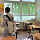 Уилиштата во Центар дезинфицирани за безбеден почеток на учебната година
