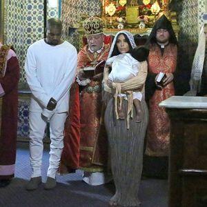 Канје Вест го привлече вниманието на православниот свет наспроти сомнежите во неговата религиозност