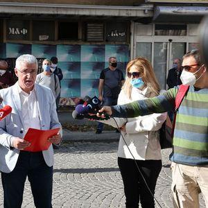 ВМРО-ДПМНЕ со иницијатива до Уставниот суд да не може на погодените семејства да им се исклучува струјата
