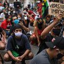 Убиство поттикна протести против расизмот во Бразил