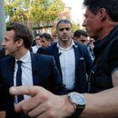 Затворска казна за Французинот што му удри шлаканица на Макрон
