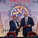 Заев и Рама потпишаа договор за заеднички гранични и царински контроли