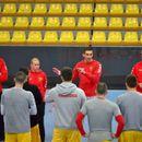 Б-репрезентацијата почнува подготовки за првиот тест