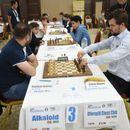 Алкалоид го победи Оферспил, Мамеѓаров ремизираше со Карлсен