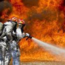 Пожар в училище в Кърджали