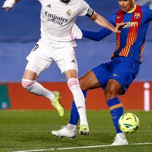 Реал пак спечели Ел Класико, Бензема с изумителен гол  с петичка срещу Барса ВИДЕО