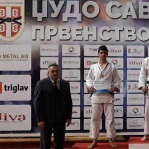 Državna medalja u džudou za Trogrlića