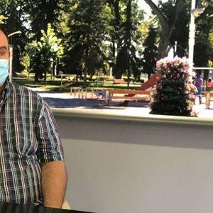 Dr Dragan Malobabić o stanju u Opštoj bolnici Sremska Mitrovica 03.08.2020.