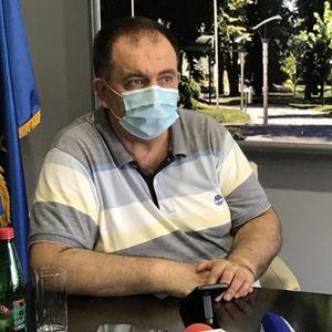Dr Dragan Malobabić o stanju u Opštoj bolnici Sremska Mitrovica na dan 12.8.2020.