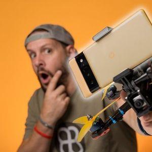 Kad bi na jedan dan Google Pixel 6 Pro bio dron!