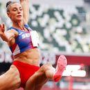 Ivana Španović u finalu skoka udalj na Olimpijskim igrama