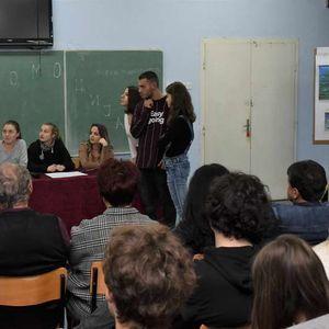 """По повод Светскиот ден на детето, Гимназијата """"Мирче Ацев"""" го организираше настанот """"Правобранителите за учениците"""""""