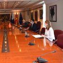 Средба на премиерот Заев со францускиот амбасадор Тимоние