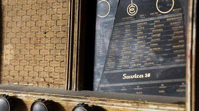 """Промоција на книгата """"Радио"""" од Љупчо Јолевски"""