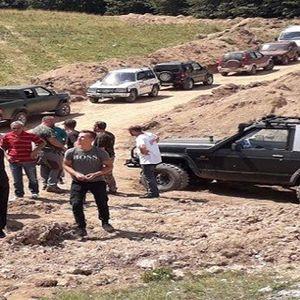 Блокада кај локалитетот Стрижак на планината Јабланица – граѓаните протестираат против каменоломите