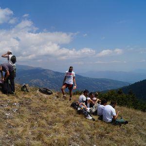 Студенти географи и биолози во истражувачки поход на Јелачки Црн Врв
