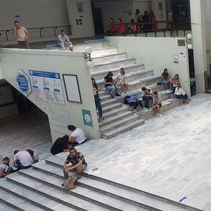 Анкета со студенти на УКИМ: Каде се трите минуси за отсуство на професорите?