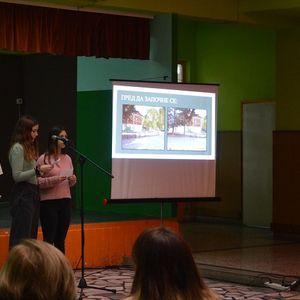 """Промовирана """"Отворената училница"""" во ОУ """"Владо Тасевски"""" направена од ученици и родители"""