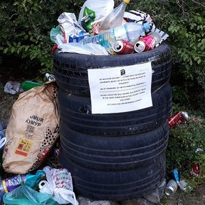 Излетничкото место Дошница се трупа во ѓубре