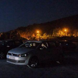"""""""Уникатно искуство"""" – започна тридневното кино со автомобили во Охрид"""