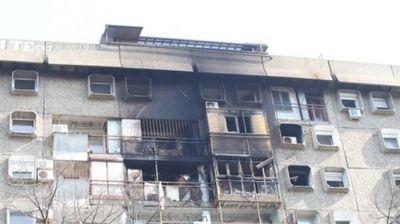 Anja se oprostila od brata, oca i majke! Petoro žrtava požara sahranjeno istog dana