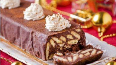 (RECEPT) DEZERT BEZ POTREBE ZA RERNOM: Ledeni čokoladni kolač