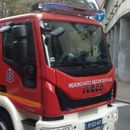 GORI SKLADIŠTE ROBE! Požar kod tržnog centra u Beogradu