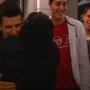 (VIDEO) ĐOKOVIĆ MORA DA JE SLOMLJEN: Podsećanje na susret Novaka i Maradone - fudbalski Bog je OBOŽAVAO teniskog!