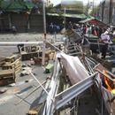 HAOS NA PROTESTU: Policija otvorila vatru na demonstrante, UBILA devetoro!