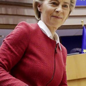 URSULA FON DER LAJEN STIŽE U SRBIJU Predsednica Evropske komisije u sredu u Beogradu