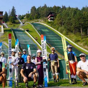 FIS razvojni kamp za mlade ski slkakače u Villachu
