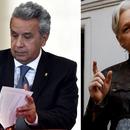 ПОРАДИ ОВАА СЛИКА МУ Е УКИНАТ АЗИЛОТ НА АСАНЖ: Претседателот на Еквадор фатен во незгодна ситуација