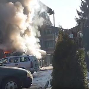 Експлозија во Завод за рехабилитација во Србија – еден потешко повреден