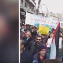 Демонстрации во Јордан против увозот на гас од Израел
