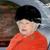 Кралицата трипати се дотера во исто палто