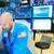 Коронавирусот веќе шести ден по ред ги урива светските берзи