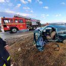 Во судир на повеќе возила повредени три лица кај Струмица