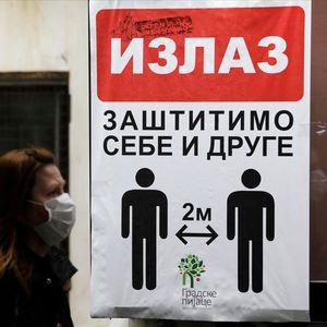 Короната беснее во Србија: 63 починати пациенти 8.000 новозаразени