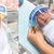 Битка за најмладите: Погледнете како докторите ги штитат бебињата од коронавирус (ФОТО)