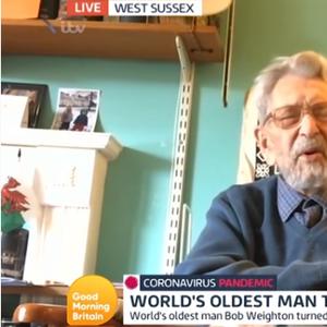 Почина најстариот човек на светот: Ги преживеа двете светски војни, шпанската треска и подемот и падот на Советскиот Сојуз