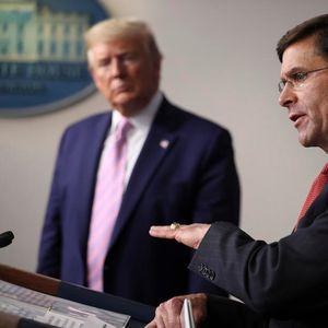 Андоновиќ: Министерот за одбрана Еспер му откажа послушност на Трамп