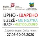 """Изложбa во КИЦ: """"Црно – шарено"""" од Дарко Аницин ќе биде отворена во среда"""