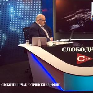 Д-р Беќаровски: Прес-конференција во Инфективната клиника за народот конечно да сфати дека сме во војна со невидлив непријател, јавен апел до Османи, Села и Таравари