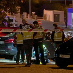 Црногорски мафијаш изрешетан на улица во Шпанија (ВОЗНЕМИРУВАЧКО ВИДЕО)