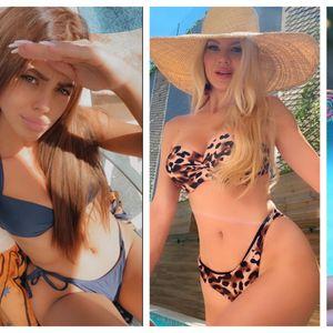 Жешко лето: Гласајте за најсекси бикини на македонската естрада!