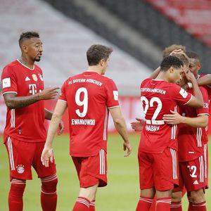 Баерн го освои и Купот на Германија