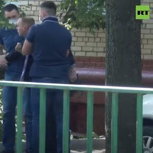 Руски новинар уапсен за оддавање државна тајна: Сафронов шпионирал за НАТО